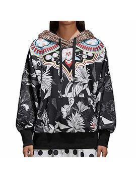 Adidas X Farm Women's Floral Tropical Hoodie by Adidas