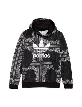 Bandana Hoodie by Adidas Originals