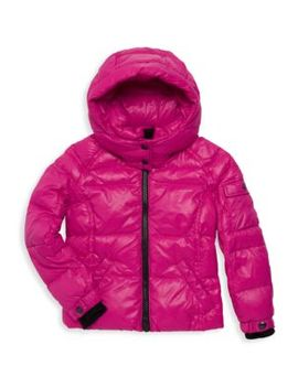Little Girl's Quilted Parka by S 13/Nyc