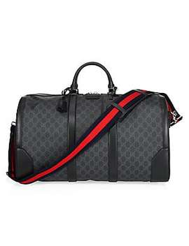 Large Gg Duffle Bag by Gucci