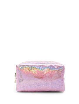 Glittered Makeup Bag by Forever 21