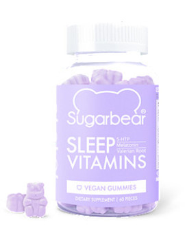 Sugar Bear Sleep Vitamins by Sugarbearhair