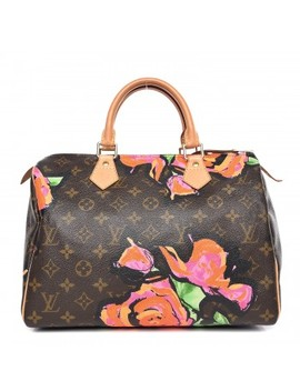 Louis Vuitton Monogram Stephen Sprouse Roses Speedy 30 by Louis Vuitton