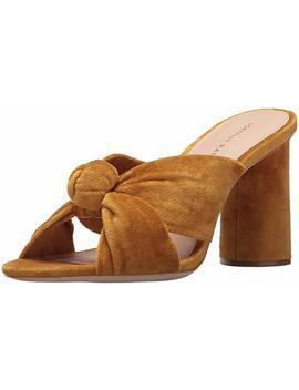 Loeffler Randall Women's Coco High Heel Knot Slide (Velvet) Heeled Sandal by Loeffler Randall