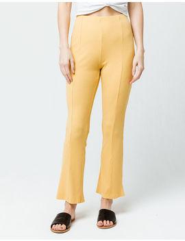 Amuse Society Mamba Sunray Womens Crop Pants by Amuse Society