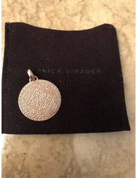 Monica Vinader Mini Marie Pendant by Ebay Seller