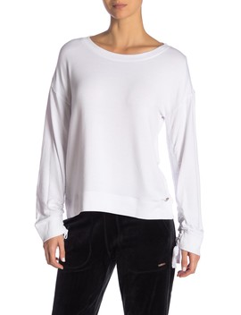 Long Sleeve Pullover by Donna Karan