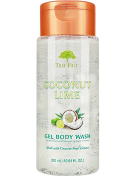 Coconut Lime Gel Body Wash by Tree Hut