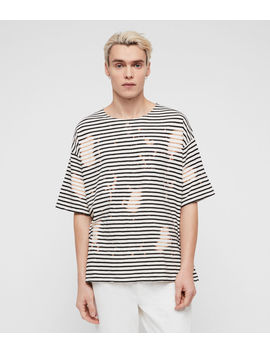 Island Crew T Shirt by Allsaints