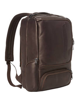 Professional Slim Laptop Backpack   Ltd Edition Colombian Leather by E Bags