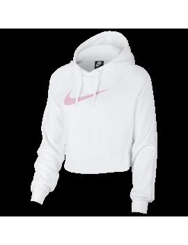 Nike Ultra Femme Cropped Hoodie by Nike