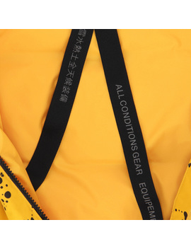 Wmns 3 In 1 System Poncho Black / Yellow Ochre by Nike Acg