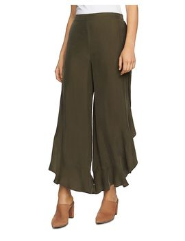 Ruffled Wide Leg Pants by 1.State