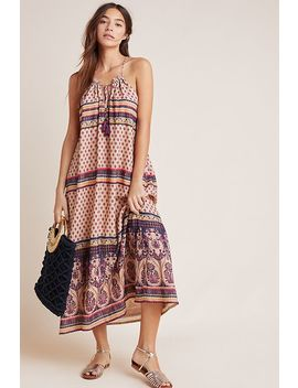 Sandra Maxi Cover Up Dress by Starmella