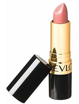 Revlon Super Lustrous Pearl Lipstick, Icy Violet 475, 0.15 Ounce by Revlon