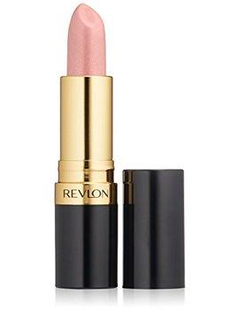 Revlon Super Lustrous Lipstick, Luminous Pink by Revlon