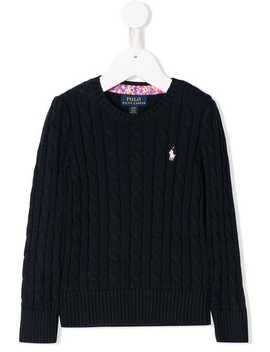 Cable Knit Sweater by Ralph Lauren Kids