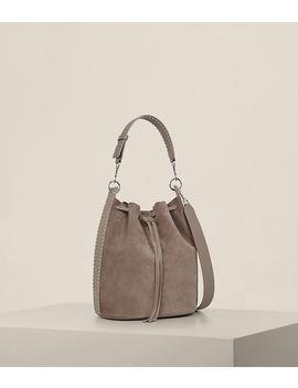 Billie Suede Bucket Bag by Allsaints