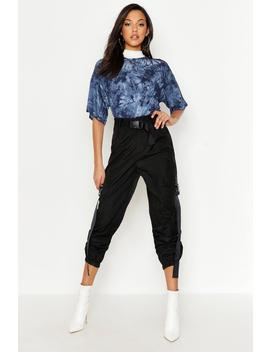 Tall Oversized Tie Dye T Shirt by Boohoo