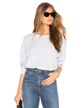 Long Sleeve Pullover by Michael Stars
