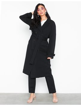 Vmdonna Export Long Jacket Boos Ki by Vero Moda