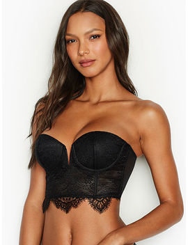 Lace V Wire Bustier by Victoria's Secret