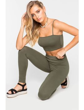 Brielle Two Piece Pant Set by A'gaci