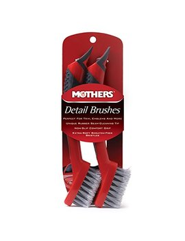 Mothers Detail Brush Set   2 Pack by Mothers