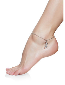 Hot Tamale Anklet Trio by Rainbow