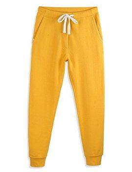 Harbeth Men's Casual Fleece Jogger Sweatpants Cotton Active Elastic Pocket Pants by Harbeth