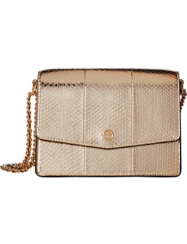 Robinson Exotic Convertible Shoulder Bag by Tory Burch