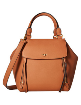 Half Moon Satchel by Tory Burch