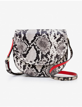 Lingfield Mini Saddle Bag by Boden