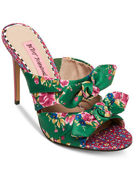 Rumors Dress Sandals by Betsey Johnson