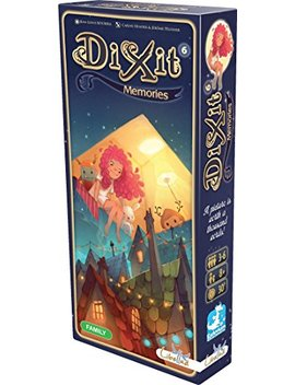 Asmodee Editions Dixit 6 Expansion Memories Card Game by Asmodee