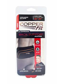 Copper Fit Pro Back Support by Amazon