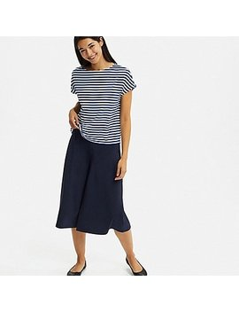 Women Ai Rism Short Sleeve Set by Uniqlo