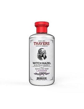Thayers Witch Hazel Aloe Vera Toner, Lavender, 12 Fl Oz by Thayers