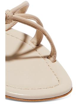 Leather Slides by Prada