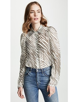 Zebra Blouse by See By Chloe