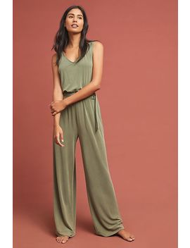 Peregrinate Belted Jumpsuit by Saturday/Sunday