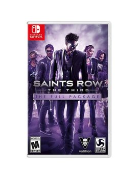 The Full Package   Nintendo Switch by Saints Row: The Third