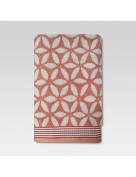 Floral Towels Coral   Threshold™ by Shop This Collection