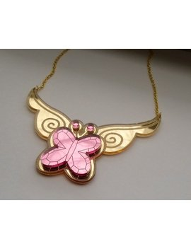 """<Span Data Inner Title="""""""">Fluttershy   Elements Of Harmony: Kindness Cosplay Prop Necklace</Span> by Etsy"""