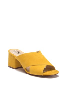 Sessa Open Toe Mule by Vince Camuto