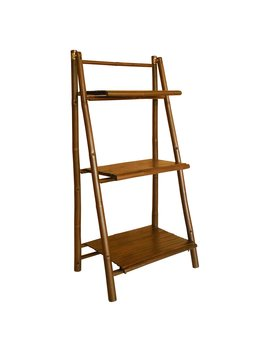 Statra Bamboo Ladder Shelf by Hayneedle
