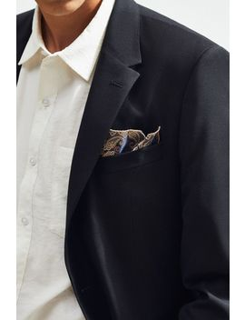 Uo Pocket Square by Urban Outfitters