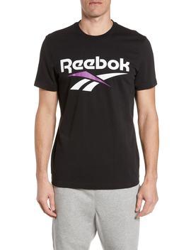 Classics Vector Logo T Shirt by Reebok