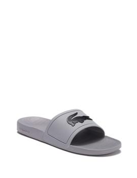 Fraiser 119 Slide Sandal by Lacoste