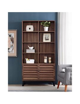 Orchard Point Walnut Bookcase by Pier1 Imports